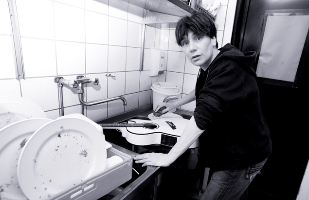 Photo of Eric Martin (Mr. Big)