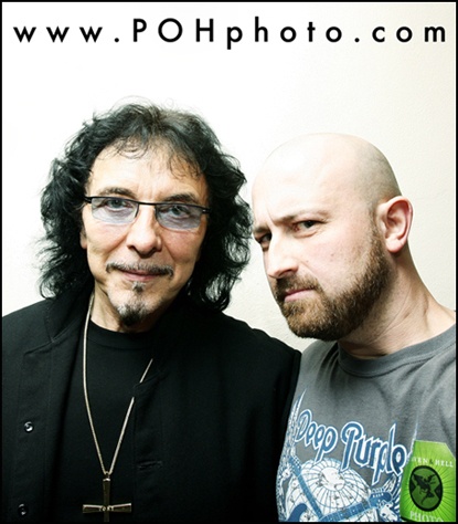Photo of Tony Iommi (Black Sabbath)