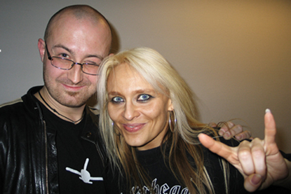 Photo of Doro