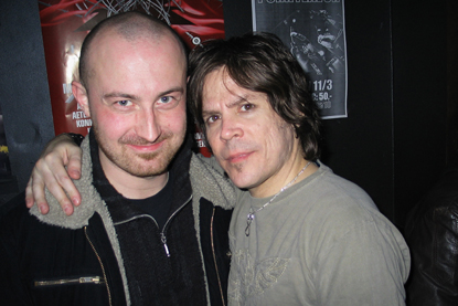 Photo of Tony Harnell (ex TNT)