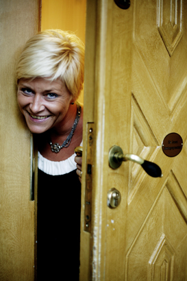 Photo of Siv Jensen