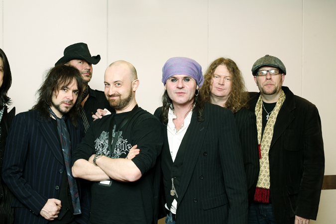 Photo of Quireboys 2010