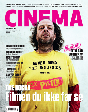 Photo of Cover photo, CINEMA # 2 - 2012