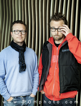 Photo of Joachim Rønning & Espen Sandberg