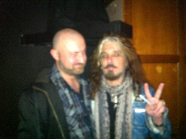 Photo of John Corabi (The Scream, Mötley Crüe, Ratt, Union ++)