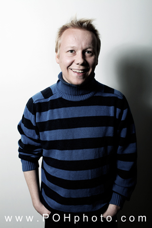 Photo of Eirik Svensson