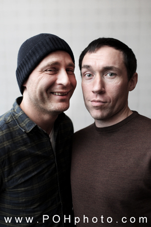 Photo of Stig Frode Henriksen + Vegard Hoel