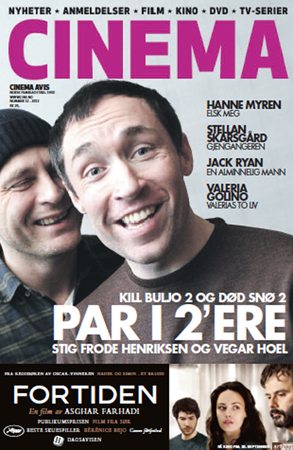Photo of Cinema cover: Hoel & Henriksen