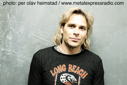 Photo of Mike Tramp (White Lion)