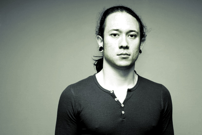 Photo of Matt Heafy of Trivium