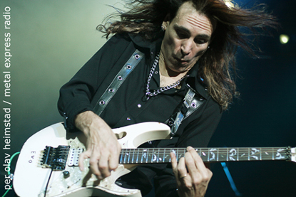 Photo of Steve Vai
