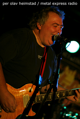 Photo of Bernie Marsden