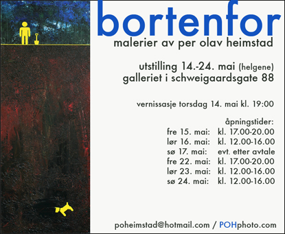 Photo of Exhibition # 3: Paintings