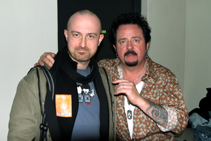 Photo of Steve Lukather (Toto)