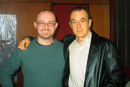 Photo of Francis Rossi of Status Quo