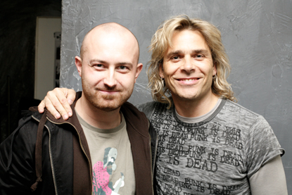 Photo of Mike Tramp of White Lion