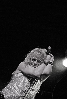 Photo of Michael Monroe (Hanoi Rocks)