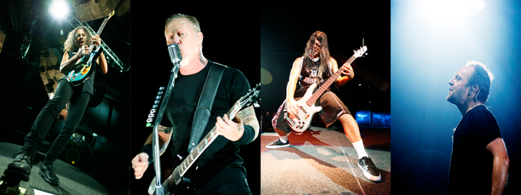 Photo of Metallica