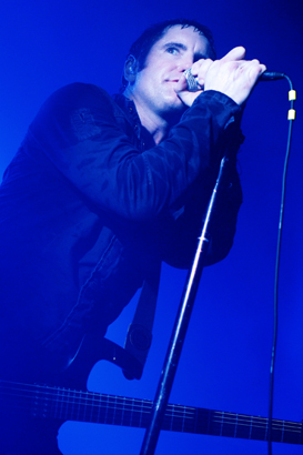 Photo of Trent Reznor (NIN)