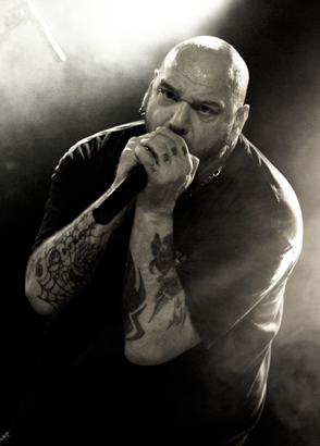 Photo of Paul DiAnno (ex Iron Maiden)