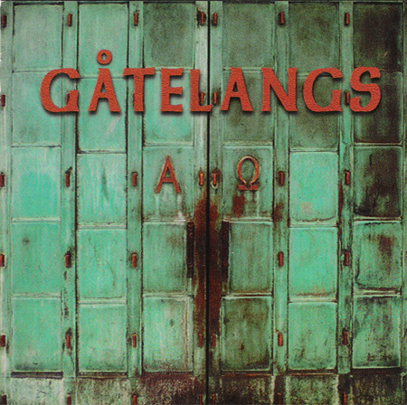 Photo of Cover photo for my own CD release; Gåtelangs (1998).