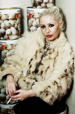 Photo of Wendy James (ex Transvision Vamp)