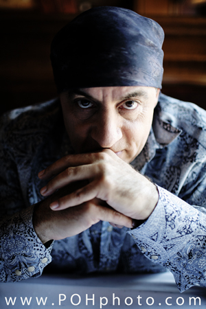 Photo of Steven Van Zandt (aka Little Steven)