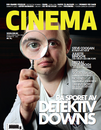 Photo of Cinema cover: Detective Downs