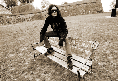 Photo of Bulletboys' Marq Torien