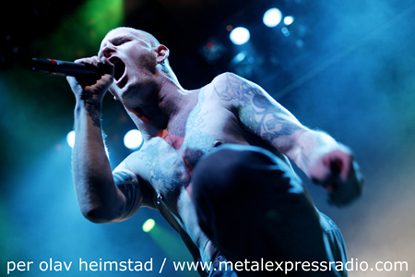 Photo of StoneSour # 3