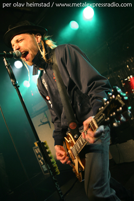 Photo of Backyard Babies # 2