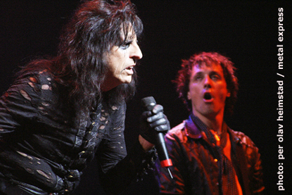 Photo of Alice Cooper # 2